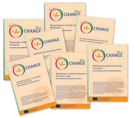 CHANGE Brochures in 7 languages