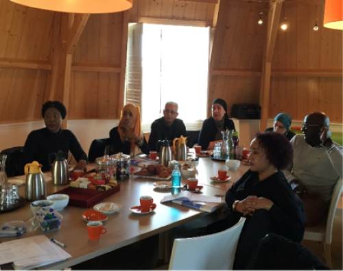 3rd CHANGE Agents Training in Amsterdam. Photo: © FSAN
